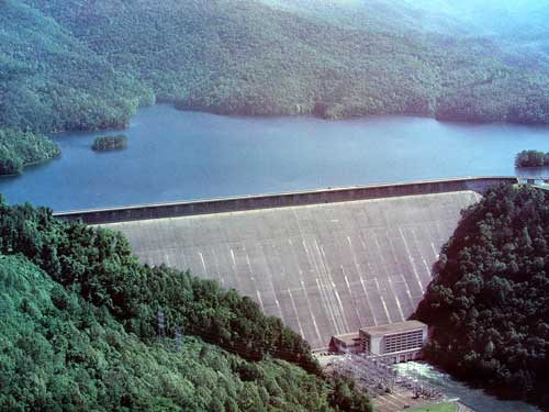 Types of Dams | USSD | United States Society on Dams