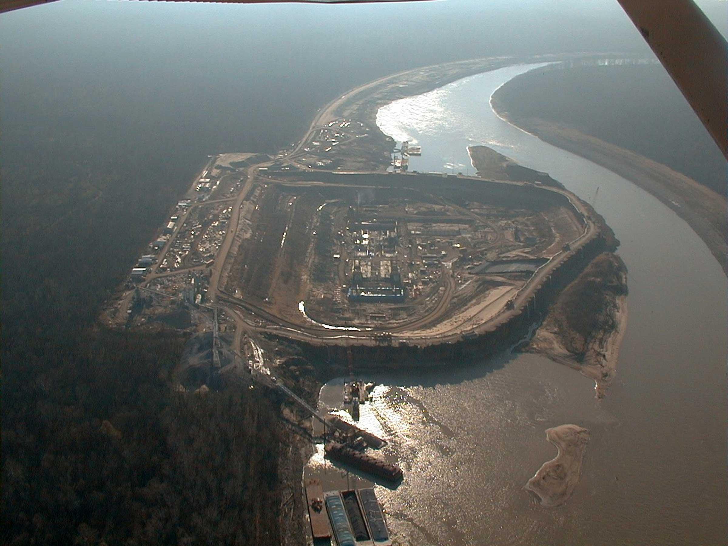 Coffer Dam